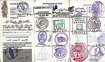 Credential espagnol zoom